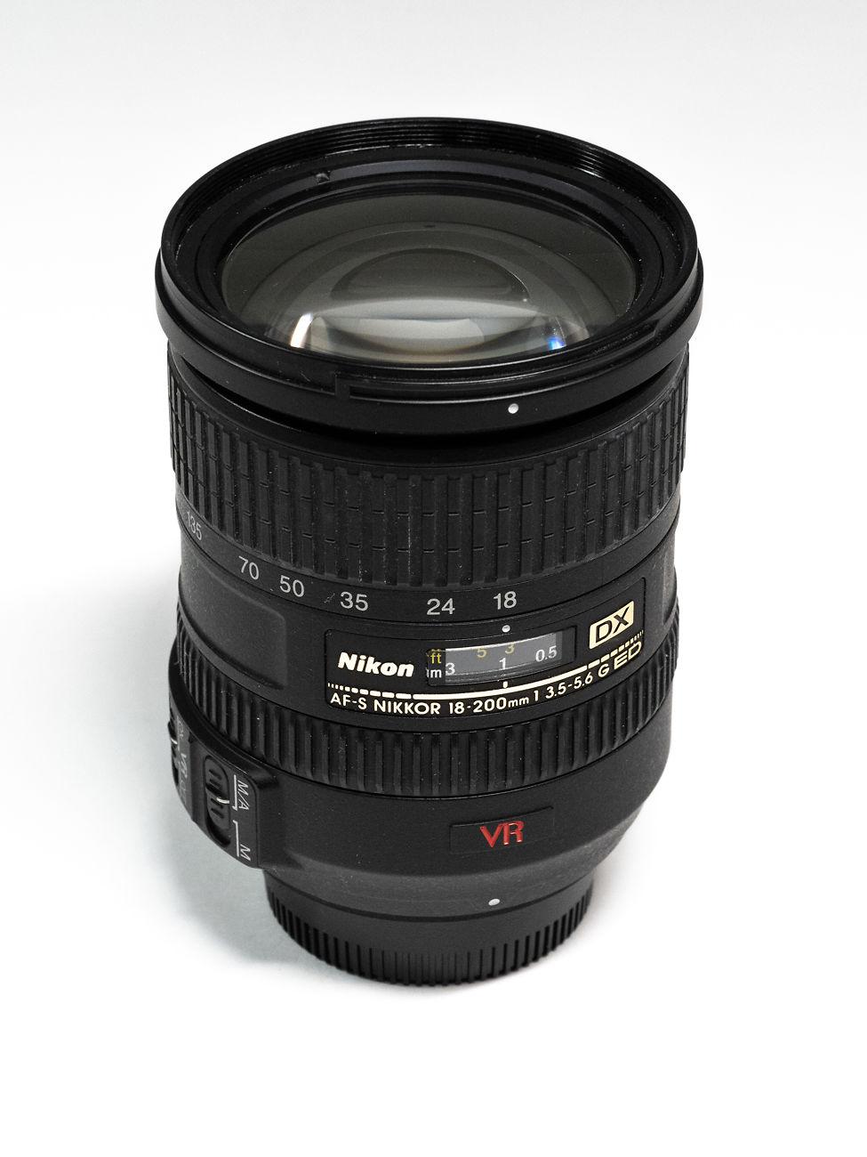 Complete Nikon Professional Kit - 6 Lenses, Flash & DSLR Image
