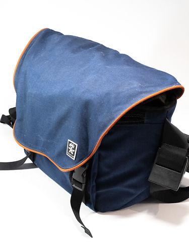 Entire Kit Packed Into Crumpler Shoulder Bag