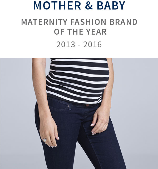 Mother and Baby Maternity Fashion Brand Of The Year 2013-2016