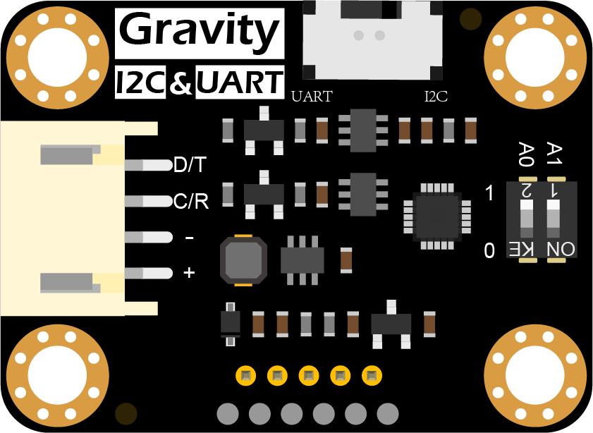 Gravity: Alcohol Sensor (0-5ppm)
