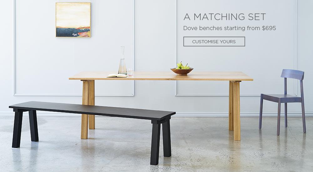 Dove Bench
