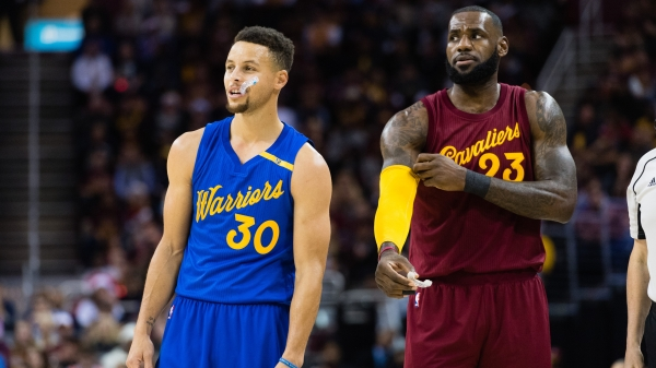 Three questions to answer  Cavaliers vs. Warriors rematch (plus notes on  other MLK Day games) 3b984e230