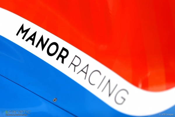 CGF takeover bid for Manor Racing: Some clarification