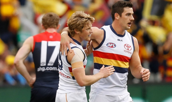 Crows hopeful on duo