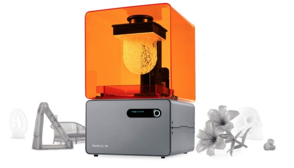 Formlabs retires the Form 1+ printer