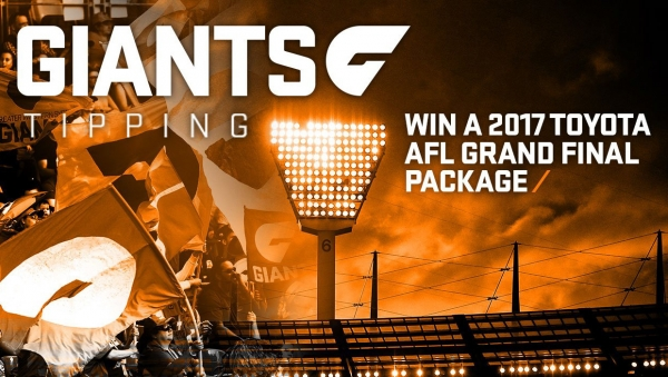 GIANTS Tipping is Back