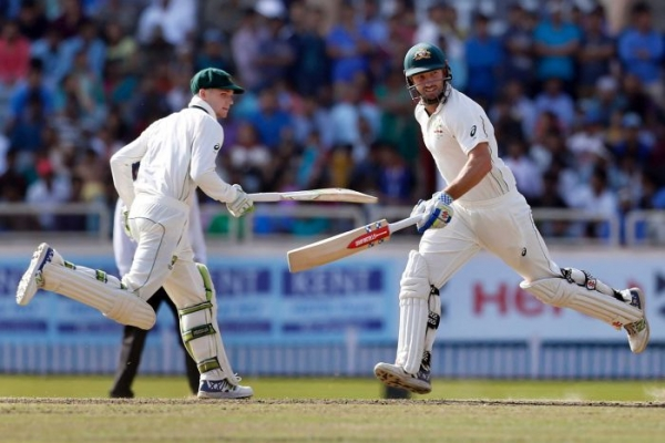 Aussies reset for Indian Test series decider