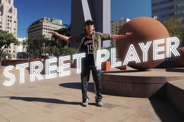 Manik's 'Jefferson St' gets on the LA Street Player groove