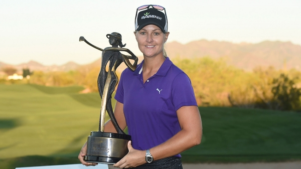 Anna Nordqvist Goes Super-Low to Win Desert Shootout