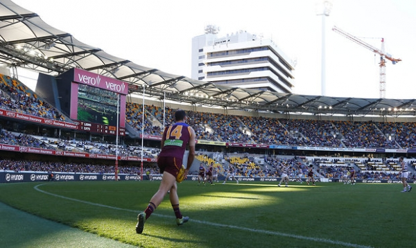 Gabba no certainty to host round two clash with Essendon