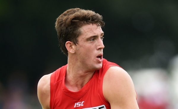Claremont product Darcy Cameron impresses Swans legend Jude Bolton