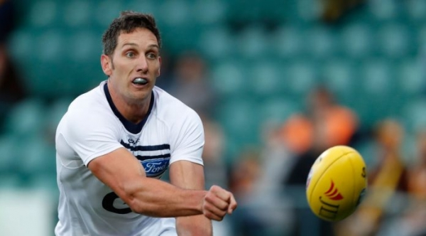 Lyon: Harry Taylor not the best option up forward for Geelong