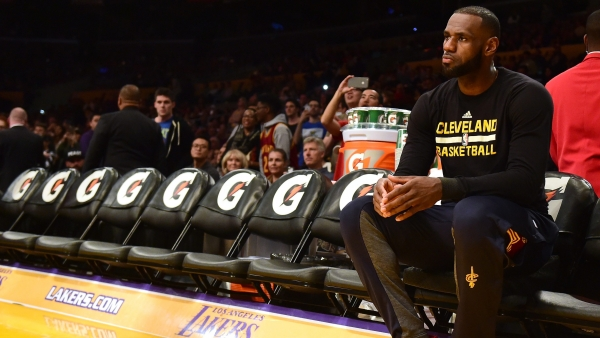 LeBron James helps design sneaker for disabled athletes