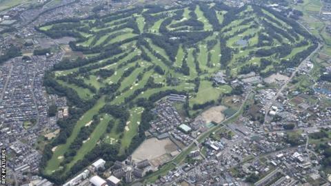 Tokyo 2020 golf venue votes to admit women