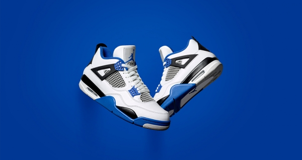 Air Jordan IV 'Motorsport'