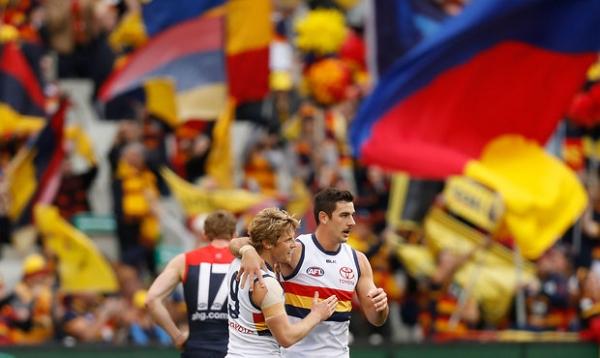 Crows hopeful on Sloane and Walker injuries