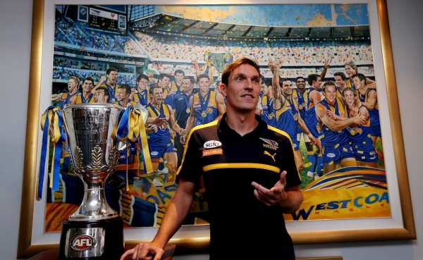 How veteran West Coast defender Sam Butler learnt to love the game again