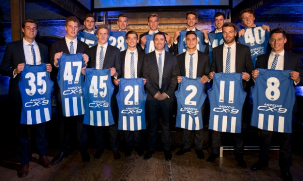 Photos: Season Launch