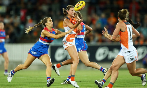 Barr, Berry the final AFLW Rising Star nominees