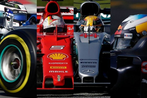 Which five drivers could exploit F1's power vacuum?