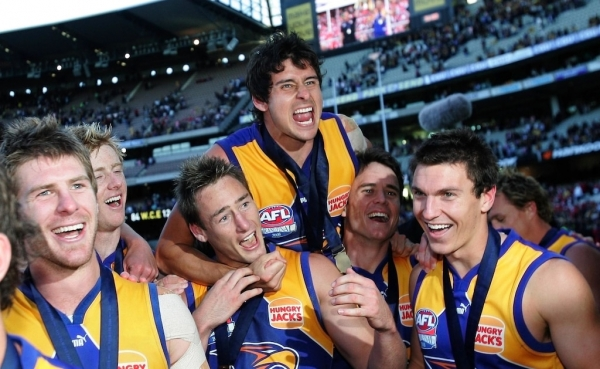 Eagles 2006 hero Andrew Embley believes drug issue may have cost club another premiership
