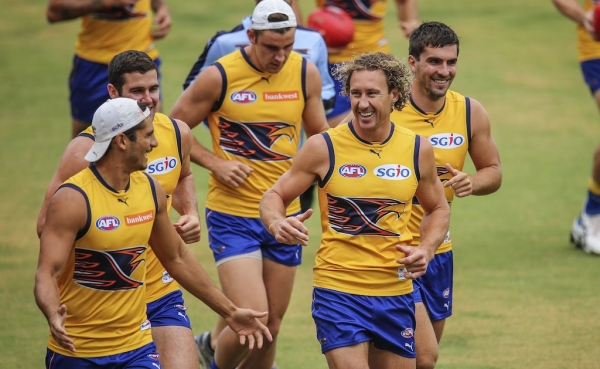 Early wins would see Eagles firming for flag