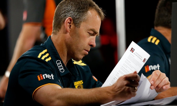 Clarko clears up trade talk