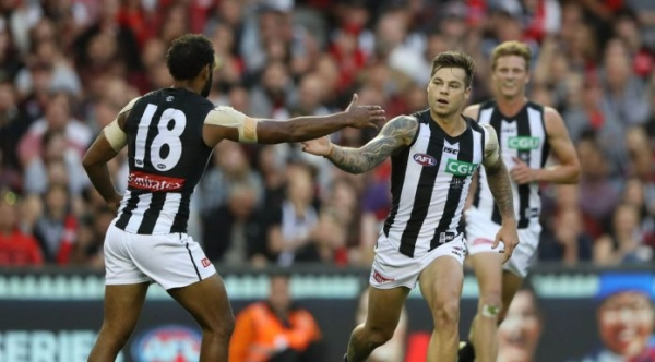 Pies star out of round one