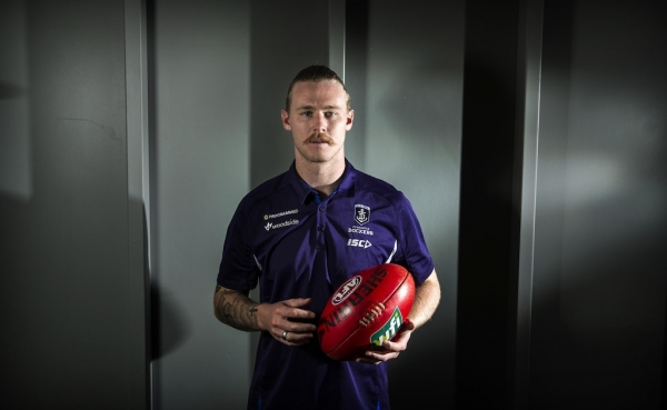I'm not Fremantle's forward line saviour, says new Docker Cam McCarthy