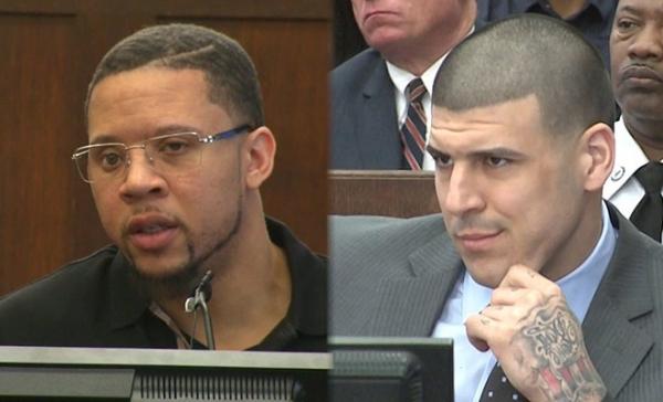 Key Witness Testifies Against Aaron Hernandez About Night of Double Murders