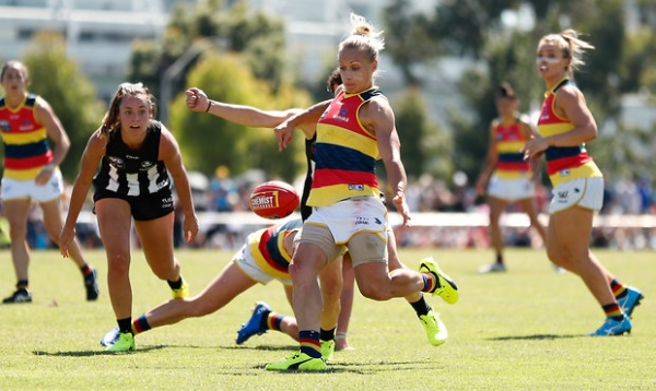 AFLW: Phillips a 'freak of nature'