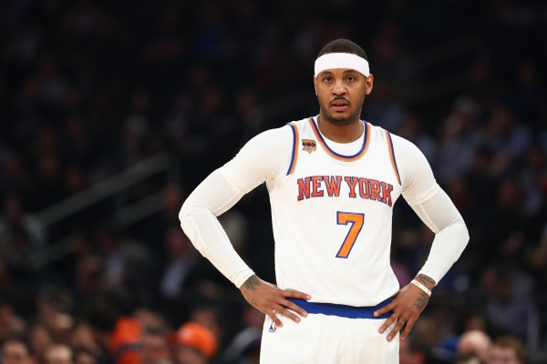 "Carmelo Anthony on playing for Clippers: ""There was an opportunity during the deadline"""