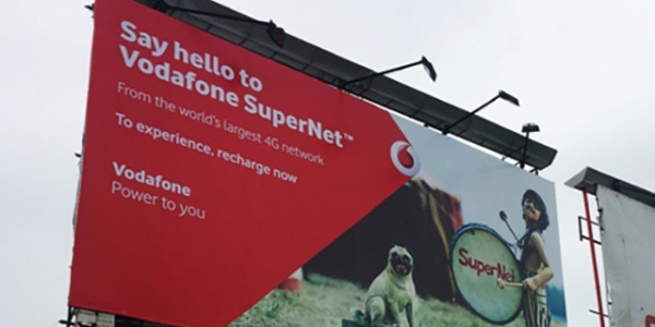 Vodafone just inked a deal to become India's largest mobile carrier