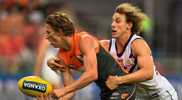 REPORTS: Saints chasing former GWS No.1 pick