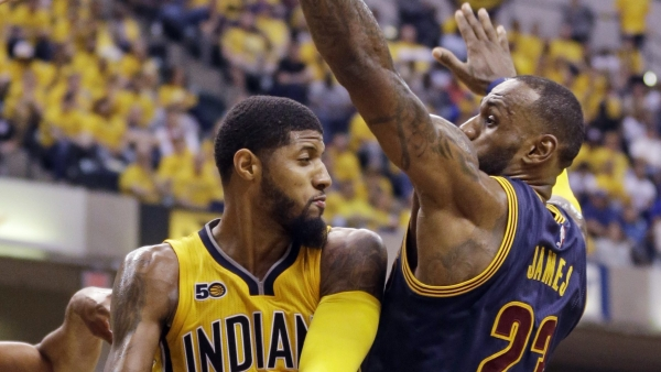 Cavaliers' defense historically bad… for a team up 3-0