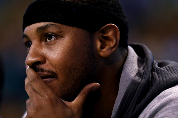 Report: Celtics Coaches 'In Favor' of Carmelo Anthony Trade