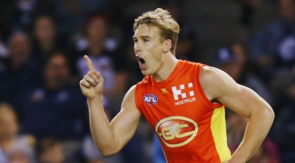 Lynch sees his future on the Gold Coast