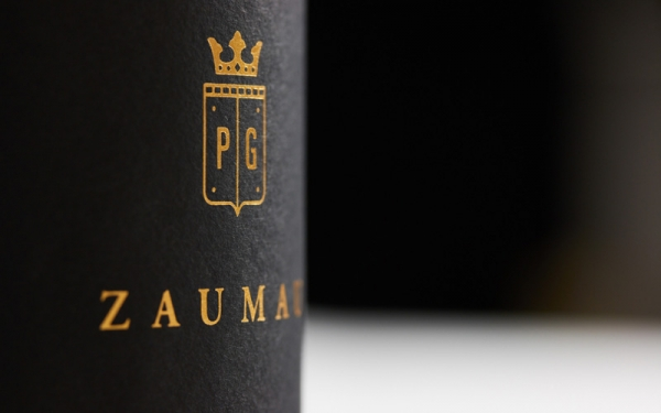Zaumau Wine Packaging