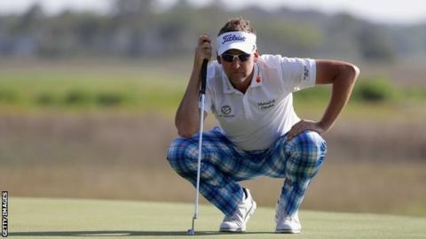 Poulter Tour card under threat as he struggles in Texas