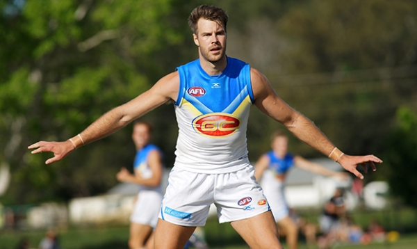 Brooksby to be elevated to senior list