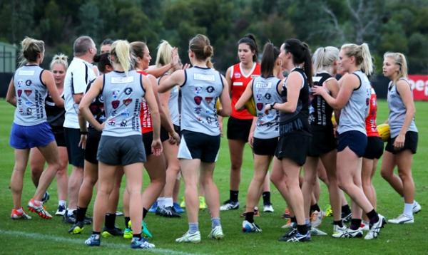 Final women's team announced