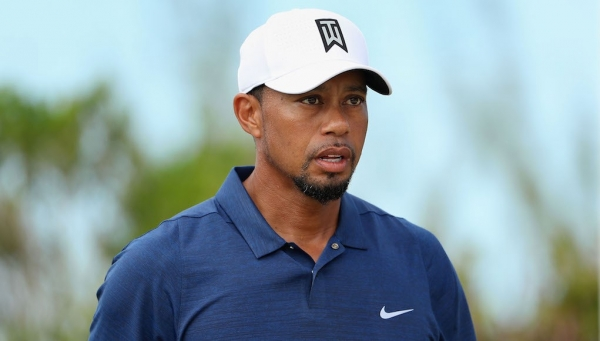 Tiger Woods underwent a fourth back surgery