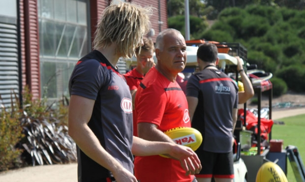 Williams appointed JHA Coach