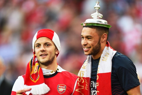 Arsenals Alex Oxlade-Chamberlain reveals he was devastated by Arsene Wengers 2014 FA Cup Final snub