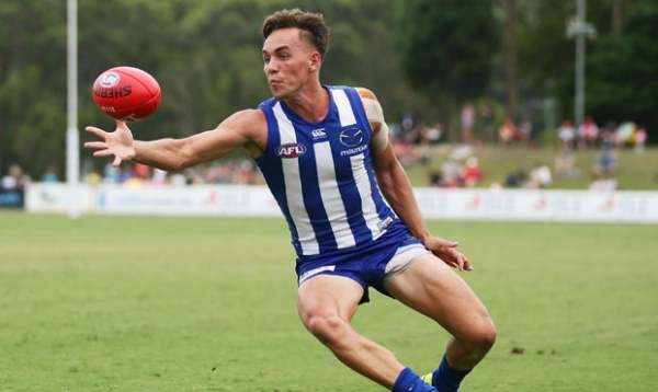 VFL: Clarke looks to build