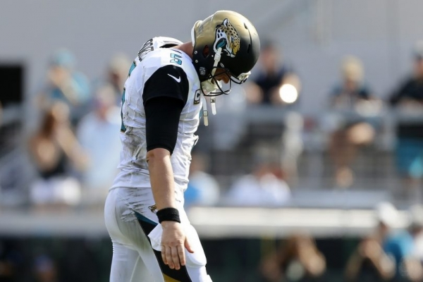 Jaguars GM: No decision made on Blake Bortles' contract option