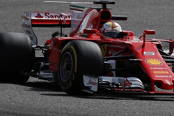 Vettel: No fears Russian cold will hold Ferrari back