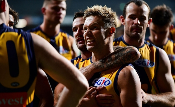 Ankle injury forces Sam Mitchell to miss West Coast's game against his former side Hawthorn