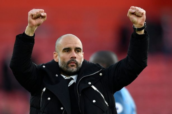 Pep Guardiola's first season at Manchester City will be a success if he wins the FA Cup according to Blues legend Tony Book