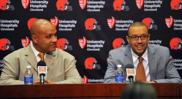Report: Split between Browns' coaches and front office grows